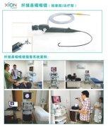 纤维鼻咽喉镜(检